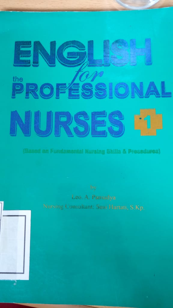 ENGLISH for the PROFESSIONAL NURSES 1